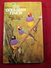 GOULDIAN FINCH By Mike Fidler - Hardcover