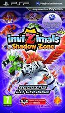 INVIZIMALS  SHADOW ZONE                 -----   pour PSP