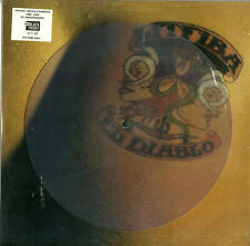 Litfiba El Diablo Vinile Lp Picture Disc (30° ANNIVERSARIO) RSD Black Friday 20