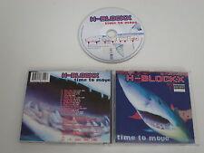 H-BLOCKX/TIME TO MOVE(SING SING 74321 18751 2) CD ALBUM