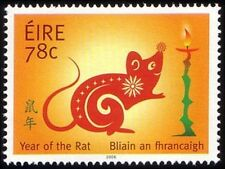 Ierland  2008 1806  Year of the Rat       postfris/mnh