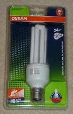 Osram DULUX Superstar Lámpara Ahorro De Energía 24 W B22d Blanco Cálido Hecho En Alemania Nuevo