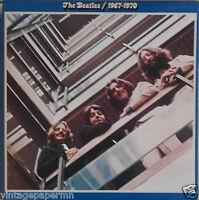 The Beatles 1967-1970 1973 Vinyl LP Apple Records SKBO 3404