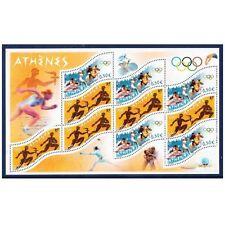 Bloc Feuillet BF73 - Jeux olympiques d'été à Athènes - 2004
