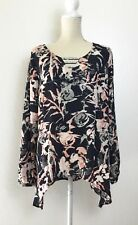 Juicy Couture Blouse Top Size XL