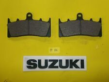 27-314 Emgo Suzuki Road Bike Front Brake Pads Fits 99-06 Hayabusa 188