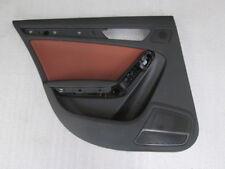 AUDI A4 2.0 TDI AVANT 143 CV 6M PANNELLO INTERNO PORTA POSTERIORE SINISTRA 8K086