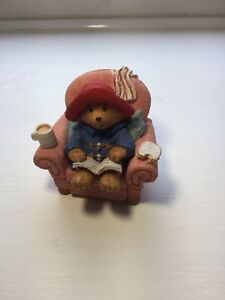Paddington Bear Hand Painted Ornament/Collectable by P&Co Ltd 1998