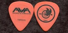 ANGELS & AIRWAVES 2010 Tour Guitar Pick!!! TOM DeLONGE custom stage BLINK 182 #2