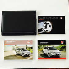 buy manuals handbooks zafira car manuals and literature ebay rh ebay co uk Vauxhall Astra VXR Vauxhall Vivaro