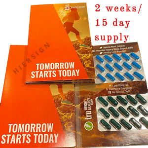 TRUVISION Health 2 Wk WEIGHT LOSS Tru Weight & Energy 15 Day DIET Control Fix