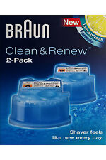 NEW Braun CCR2 Clean & Renew Cartridge