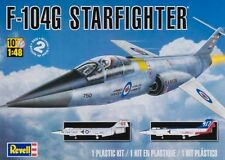 Revell Inc [RMX] 1:48 F-104G Starfighter Plastic Model Kit 85-5324 RMX855324