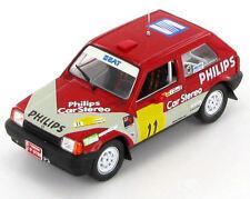 Seat Marbella Proto Rius - Casanova Rally de Aviles 1988 1:43