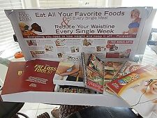 NIB  The Food Lovers 21 Day Transformation Weight Fat Loss System Diet NEW