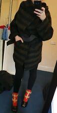 Vivienne Westwood Talik Coat Anglomania size M 12/14 unisex Punk Mohair wool