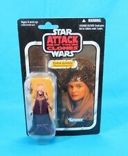 Star Wars Vintage Collection AOTC Padme (Peasant Disguise) Figure VC33 New