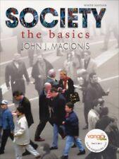 Society: The Basics (9th Edition Jan. 2008 )