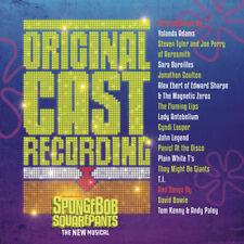 Spongebob Squarepants The New Musical / O.C.R. - 2 DISC SET - Sponge (Vinyl New)