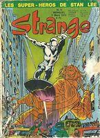 RARE EO STRANGE N° 3 MARS 1970 STAN LEE + COLLECTIF ( ÉTAT JUSTE CORRECT )