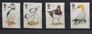 WA 231 United Kingdom Puffin | Birds (MNH) set