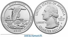 2018 S Block Island National Wildlife Refuge Quarter (RI) **ON HAND** **ON HAND*