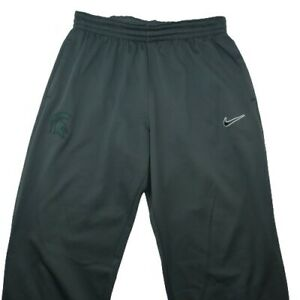 Nike Elite Michigan State Spartans Therma Fit Pants