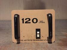 Kelmar Monoblock Power Amp 120+ Plus, United Artists Communications