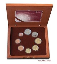 NEDERLAND NATIONALE PROOF SET 2006 PP  SCHAARS!!!