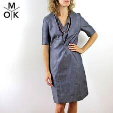 COS Kleid neu grau 42/L Business Vintage Design Dress Trend Damen (685)