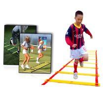 8-rung Agility Ladder for Soccer Speed Football Fitness Feet Training Durable CN