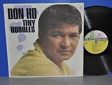 Don Ho Tiny Bubbles USA Reprise ORG HAWAII plays perfect ! M- ! Vinyl LP cleaned