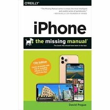 iPhone: The Missing Manual:­ The Book That Should Have­ - Paperback / softback N