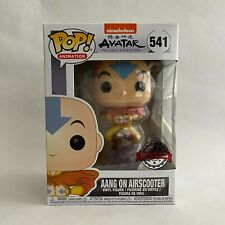 Funko Pop Animation Aang on Airscooter Avatar The Last Airbender Special Edition