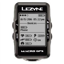 Lezyne - Macro GPS Navigate ordenador para bicicleta