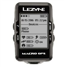 Lezyne - Macro GPS Navigate Cycle Computer