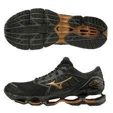 Mizuno Japan Wave Prophecy 9 Running Shoes J1Gc2000 Black Gold