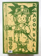 RARE! Dragon Ball Z Son Goku Gokou Boy 1/6 Scale Vinyl Model Kit Figure Kaiyodo