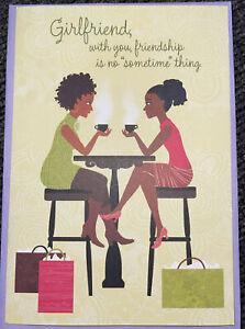 "Hallmark Mahogany ""Thanks for Everything"" Friendship Greeting Card"