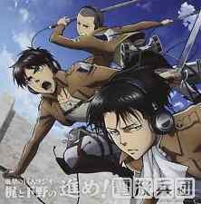 SOUNDTRACK CD Anime TV Music Attack on Titan Shingeki no Kyojin  Vol.6