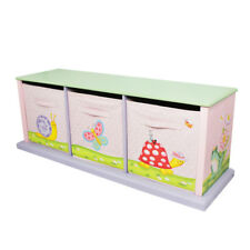 Magic Garden 3 Bag Storage Cabinet by Fantasy Fields Teamson