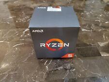 AMD Ryzen 5 2600X - HexaCore (12 Threads) Includes Wraith Spire (NEVER OC'ed)