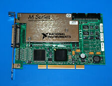 National Instruments PCI-6251 Multifunction DAQ Device M-Series / Working