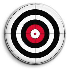 Badge Epingle 38mm Button Pin Jeux Cible de tir