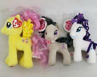 Hasbro 2012 My Little Pony Diamond 2015 Ty Beanie