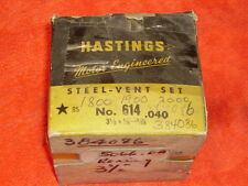 1938-9 Packard  SIX  Piston Ring Set. .040