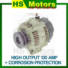 NEW Alternator - High Output 130 Amp Suits Toyota Landcruiser 80 & 100 Series