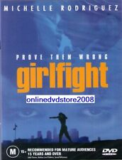 Girlfight Michelle Rodriguez Jaime Tirelli Girl Fight Boxing Film Dvd New Reg 4