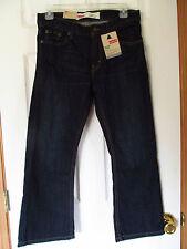 NWT Boy's Levi's 527 Origin Boot Cut Regular Fit Jean 8 Husky W28 L23 100%Cotton