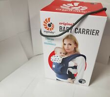 Ergo Baby Original Baby Carrier Marine Blue